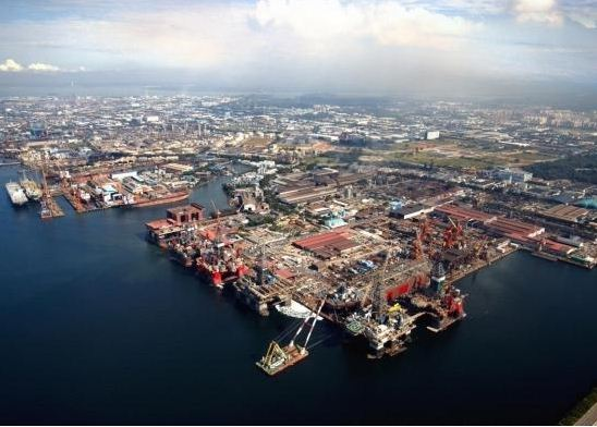 Singapore: Shipyard Worker Dies while Fixing Jack-Up Rig