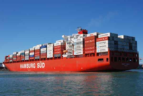 APL, Hamburg Sud go their own ways on west coast of Latin America