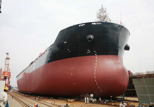 COSCO Delivers Bulk Carrier 'CHIOS SUNRISE' to European Buyer