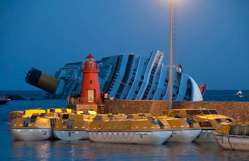 AGCS: 106 Ships Lost Worldwide in 2012