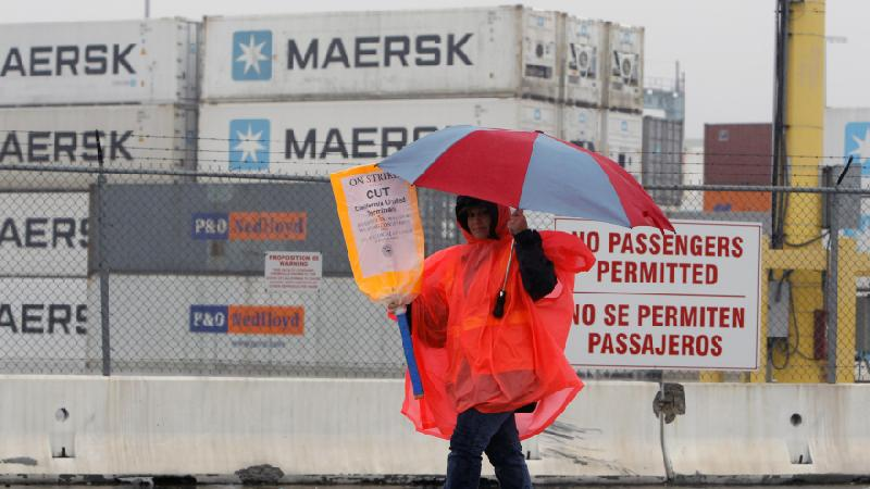 US east coast docker contract talks break off, but said to resume
