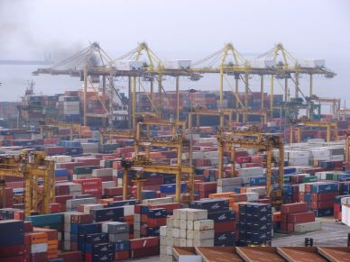 2012 marks ongoing box slump in volumes in Asia-Europe container trade