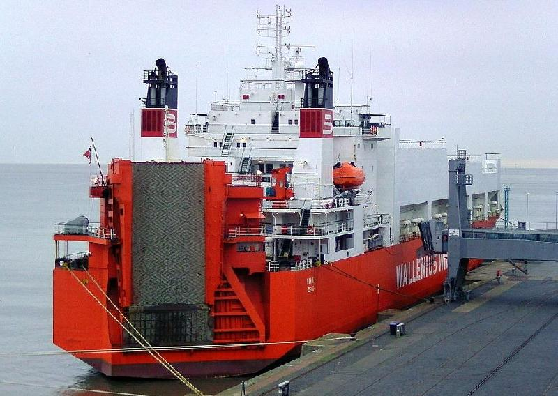 NOCC Inks Charter Contract for Car Carrier 'Vinni' (Norway)