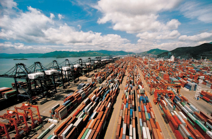 Yantian terminal handles 100 millionth TEU after two decades of operation