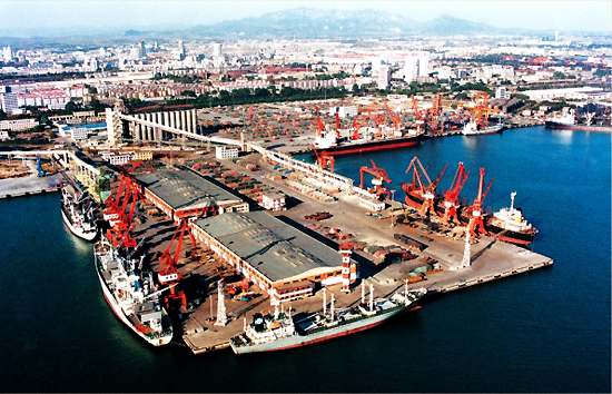 Qinhuangdao container throughput surges 9pc to 1.2m TEU in 2017
