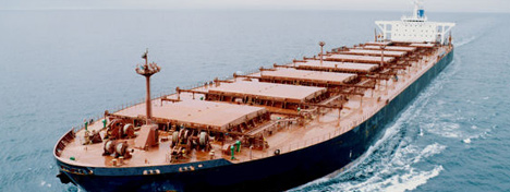 Dry bulk market on the rise, on strong demand for Capesize vessels