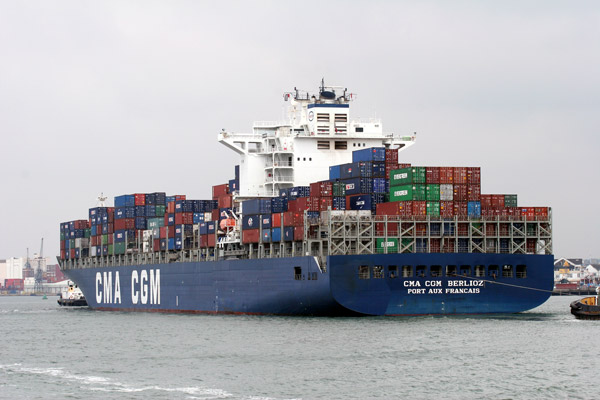 CMA CGM cuts Asia-Europe sailings during Chinese New Year slack time