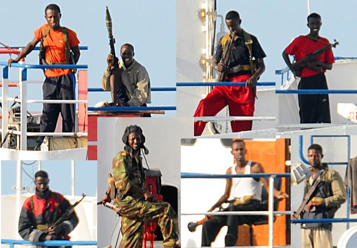 Somali piracy hits five-year low, but West African attacks increase