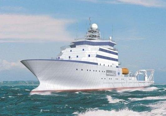 Kongsberg Equips New Indian Survey Vessel - SHIPBUILDING