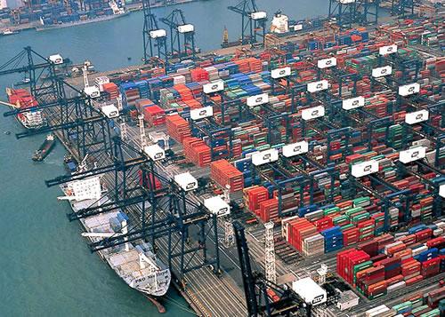 Hong Kong world's No 3 box port ahead of Shenzhen, but volume falls 5.3pc