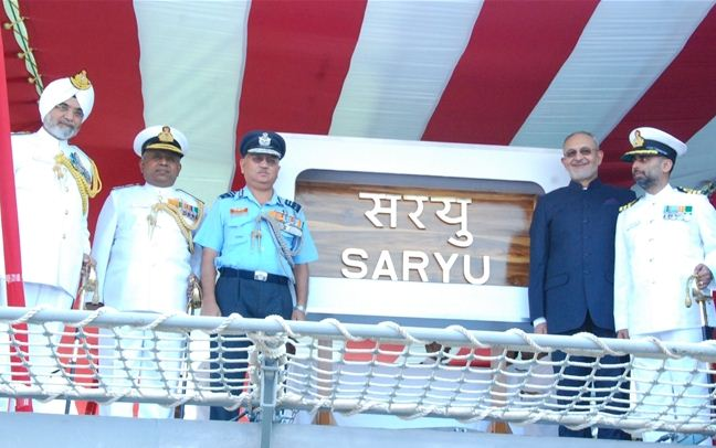 Indian Navy Boosts Its Fleet with New Generation of NOPV