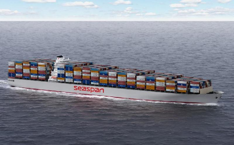 China: Seaspan Inks Newbuilding Contracts for SAVER Design Vessels