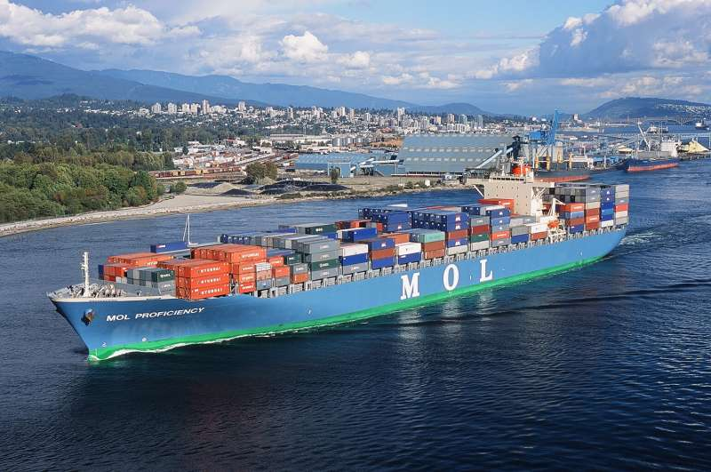MOL on-time performance suffers slight slip, in-house rating reveals