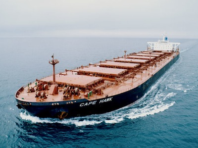 Shanghai International Shipping Institute sees 8pc dry bulk growth in 2013
