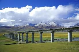 New Tibetan infrastructure results in 152 per cent more external trade