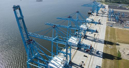 APMT buys cranes to equip Algeciras terminal for Triple-E class vessels