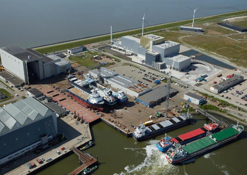 The Netherlands: Damen Shipyards Group Buys Shipdock