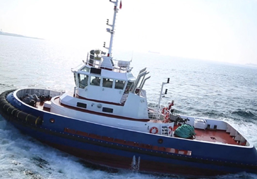 Turkey: 'Ayten Cebi' Tug Completes Sea Trials