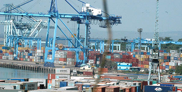 Mombasa's port congestion to be eased by APMT inland container depot