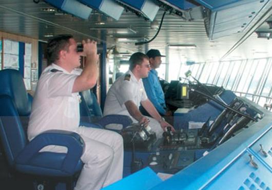 Number of UK Seafarers Down