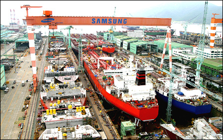 CSAV to order 7 Samsung 9,000-TEU ships, with options to take 7 more