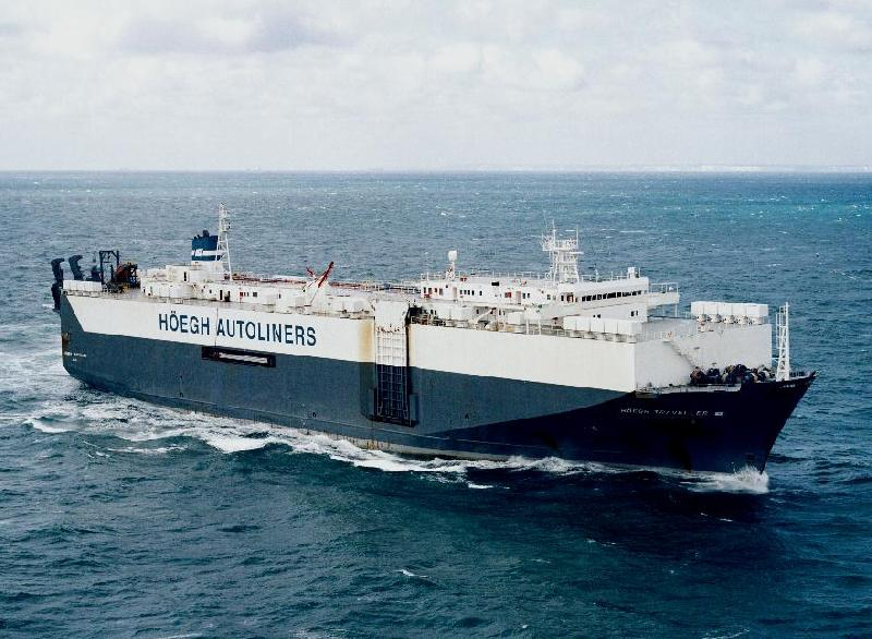 Norway: Höegh Autoliners Sells Car Carrier for Green Recycling
