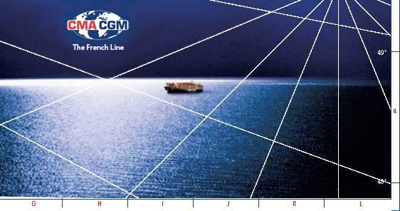 CMA CGM 16,000-TEUer offers passenger service on Asia-Europe route