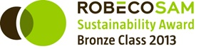 NYK 'sustainability leader' included in RobecoSAM's Bronze Class