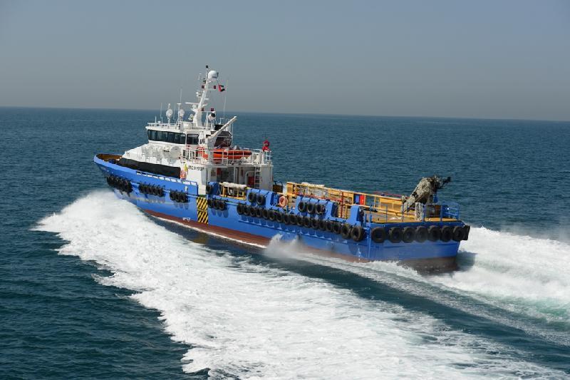 UAE: Grandweld to Build Aluminum Crew Boat for Maroos Shipping