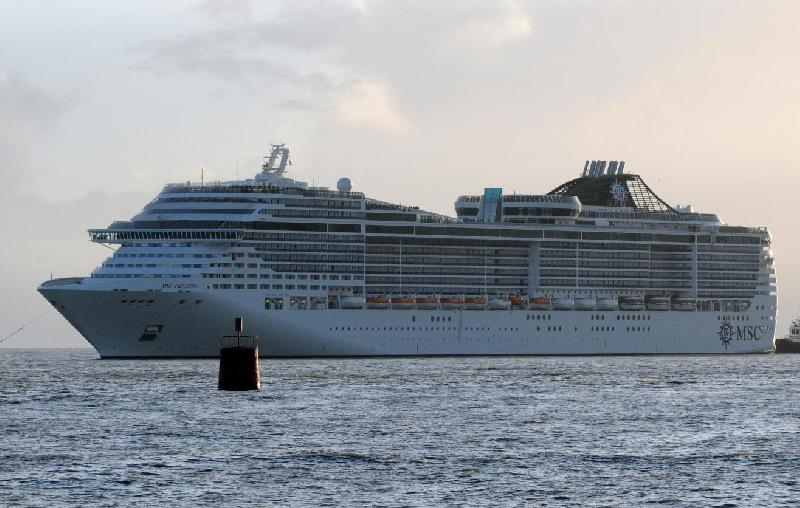 MSC Cruises Receives MSC Preziosa