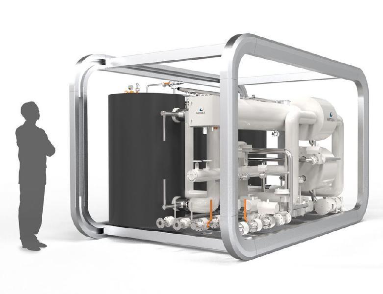 Finland: Wartsila Introduces GasReformer Product - SHIPBUILDING