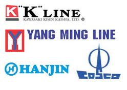 CKYH carriers to reshuffle Asia-US east coast services from mid April