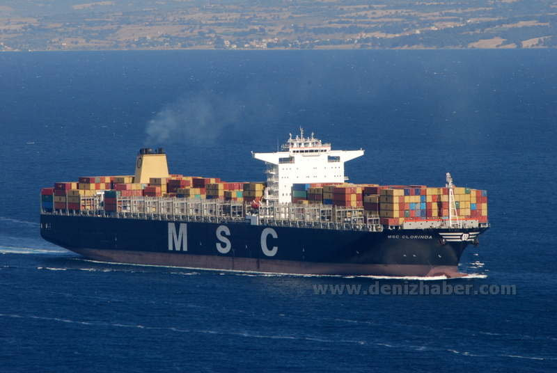 MSC to up capacity on SE Asia-Oz-NZ 'Capricorn' loop with bigger ships