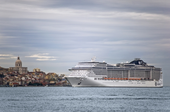 MSC Cruises to Receive '7 Golden Pearls' Award
