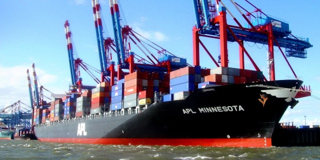 Singapore's APL switches 2 WAX vessels with bigger 9,200-TEU ships