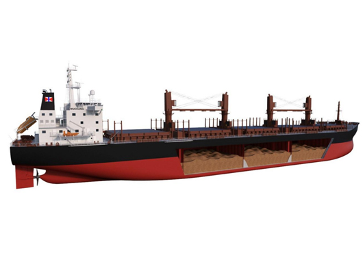 China: CNCo Orders Four Additional Eco Handysize Bulkers