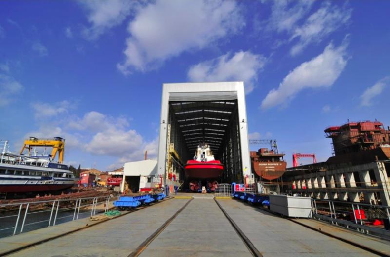 Turkey's Sanmar to build explosion-proof terminal tugs