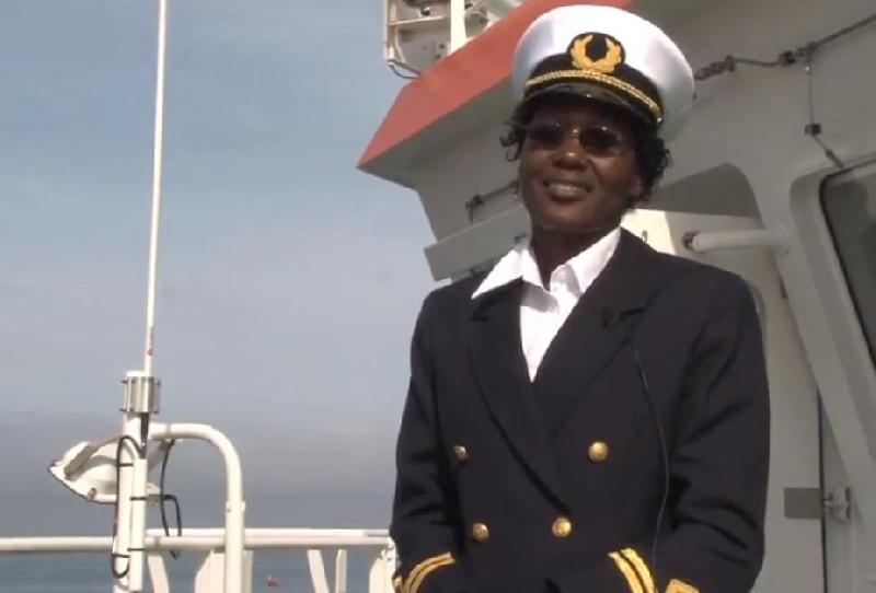 'Women at the Helm' Film Launched at Maritime Women Conference (VIDEO)