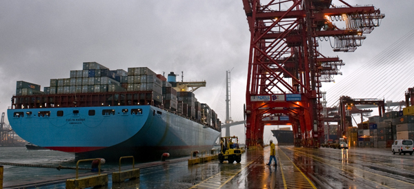 Maersk revamps services linking Mediterranean and US east coast ports