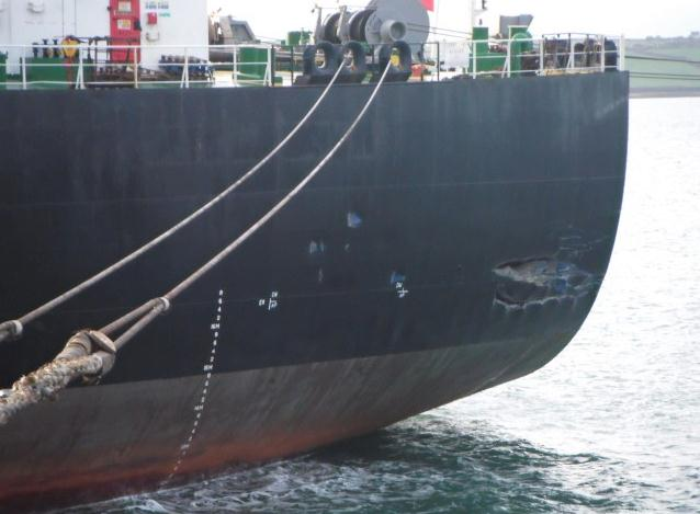 UK: Fishing Vessel Skipper Fined After Colliding with Tanker in Bristol Channel