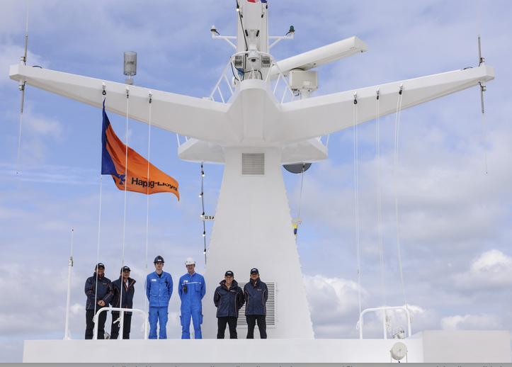 Hapag-Lloyd Cruises Receives Luxury Ship EUROPA 2
