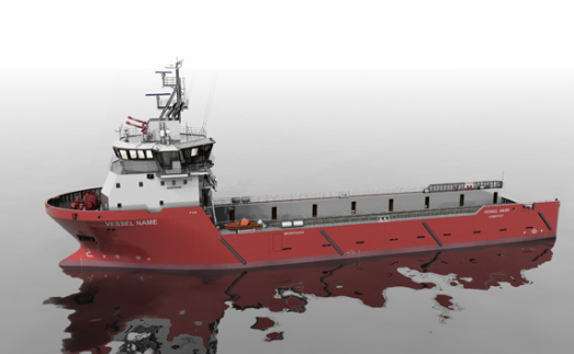 Ulstein Receives Order for Two PSV Designs from Kuma Shipping (China)