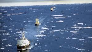 Norway and Russia prepare for Arctic route cargo shipping demand