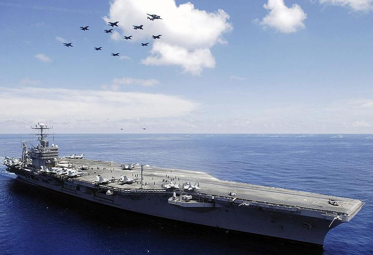 USA: HII Wins RCOH Contract for Aircraft Carrier 'Abraham Lincoln' (VIDEO)