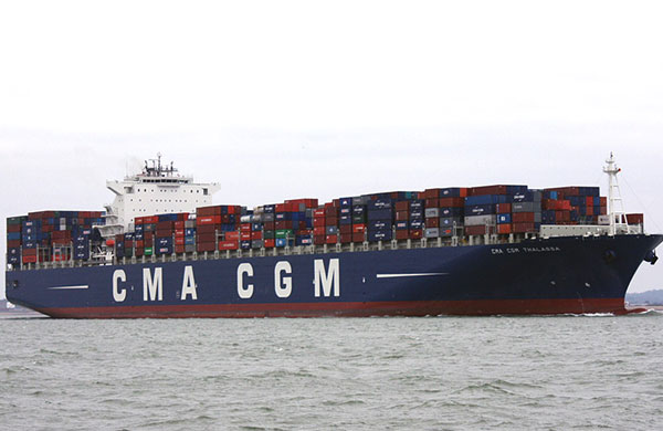 CMA-Hapag to enter Med-US east coast trade in single joint service