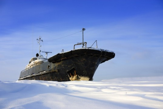 Weighing Arctic shipping as nations squabble over energy resources