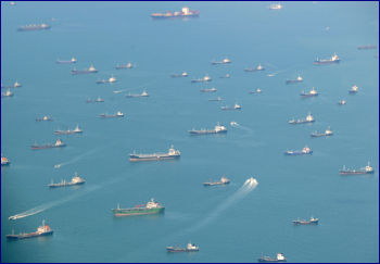 Too Many Ships in the World Merchant Fleet - WORLD SHIPPING