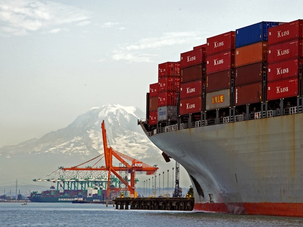 Tacoma up 47pc in February to 195,743 TEU, imports surge 62pc