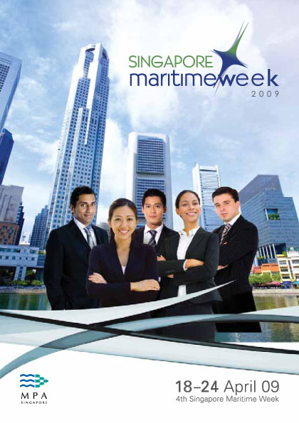 Singapore Maritime Week opens with conferences, networking activities