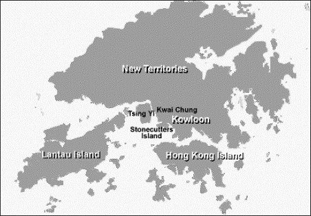 Hong Kong bypass - Guangxi commences new shipping service to Thailand